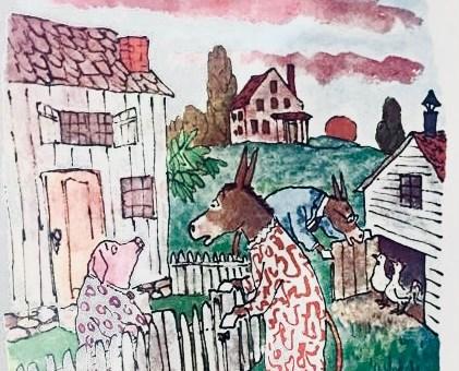 受保護的內容: 《蘇菲說故事》203 驢小弟變石頭