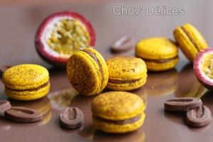 Macaron Choco Passion