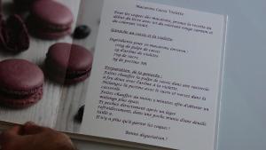 Read more about the article Mon premier livre de recette