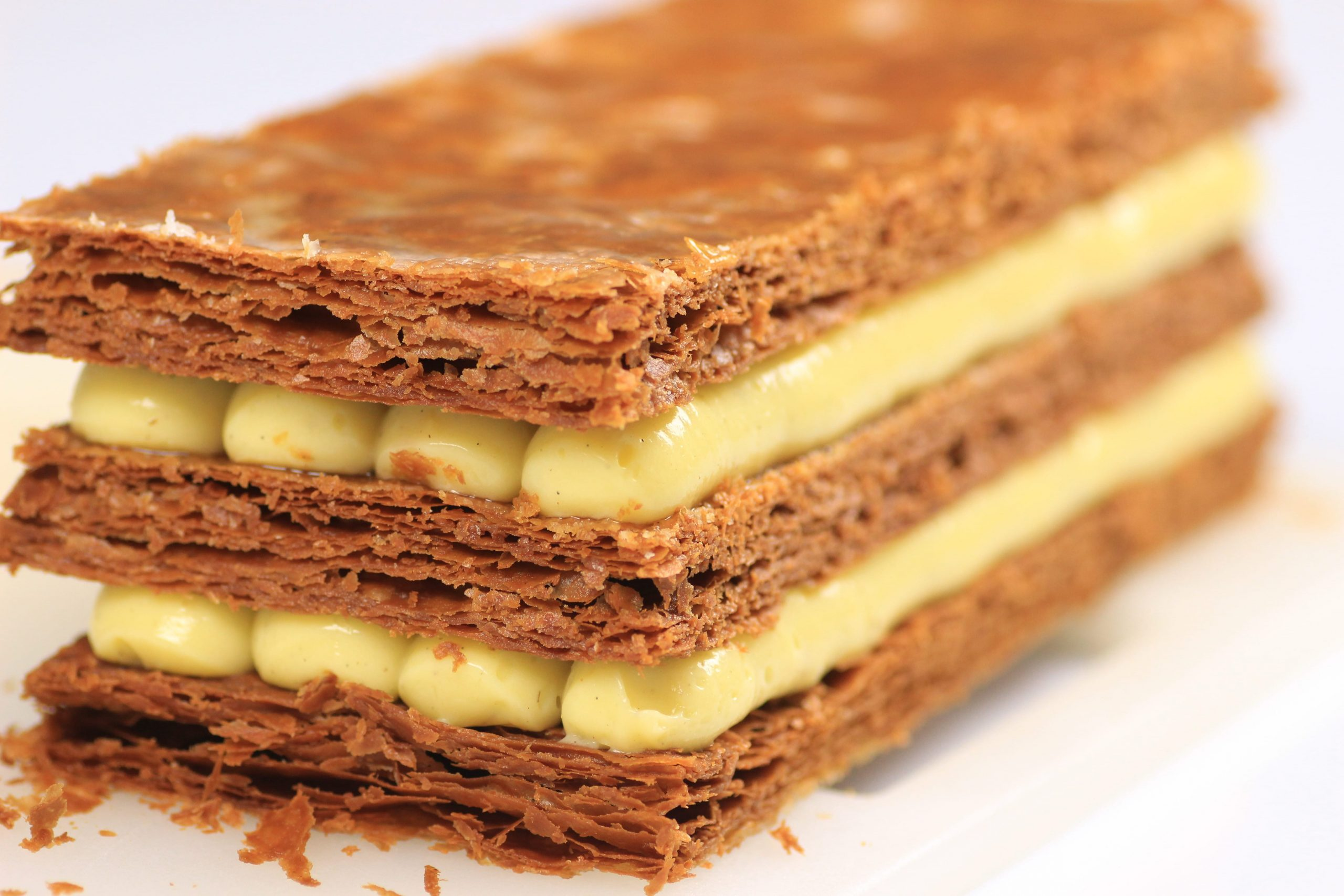 Millefeuille gourmand
