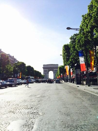 Arch de triumph.