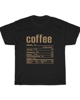 Coffee – Short Sleeve Tee
