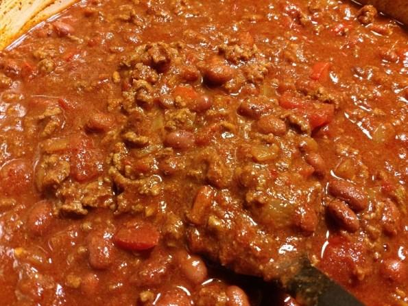 Homestyle Chili With Fritos Chowdown Lowdown