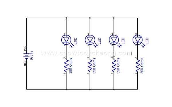 cosplay circuits basics