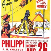 1940'S CHOW CIRCUS ACT