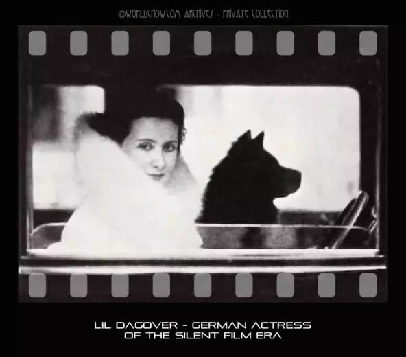Lil Dagover German Actress - Version 2