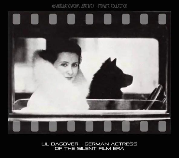 Lil Dagover German Actress - Version 2