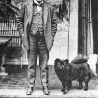 1927 – PRIMEMINISTER DAVID LLOYD GEORGE'S CHOW