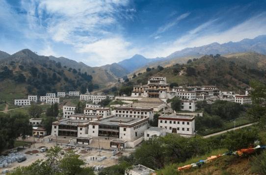 Monastery Baotou