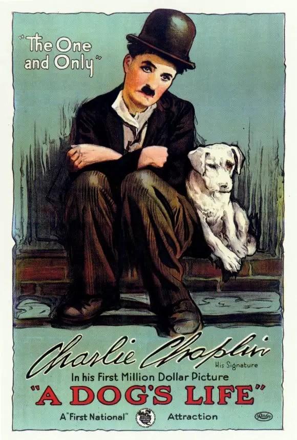 Its a Dog's Life Chaplin