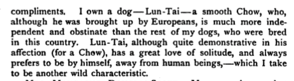 1903 Twentieth Century Dog excerpt Lun Tai smooth
