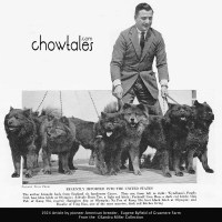 BREED PIONEER- 1920's – EUGENE BYFIELD – Chino Kennels, Grasmere Farms