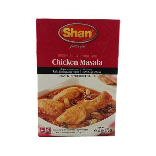 Csirke Masala Fűszerkeverék 50g SHAN