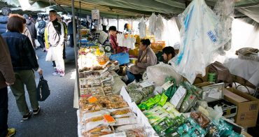 高知日曜市 日本最大假日市集 每週日在高知追手筋 300年歷史「土佐の街路市・日曜市」
