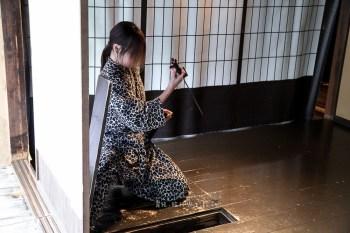 忍術破解看過來 三重伊賀上野 伊賀留忍者博物館 忍者亂打秀