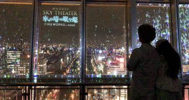 名古屋電視塔 不可思議的表演 冰塔上永眠公主 90公尺高的舞台秀 Sky Theater