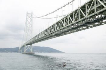 明石海峽大橋 孫文紀念館 舞子海上散步道 maiko marine promenade 零事故見證鬼斧神工 世界第一長跨海大橋