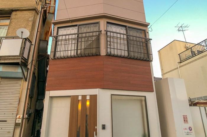 東京民宿包棟超豪氣 家族旅行超推薦 廚房浴室洗衣機齊備 沼袋車站旁一分鐘