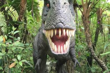 親子旅遊 沖繩自駕 景點推薦 恐龍公園