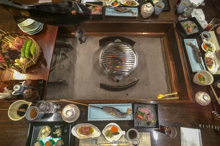 群馬縣水上町溫泉推薦 辰巳館 豪華燒烤晚餐