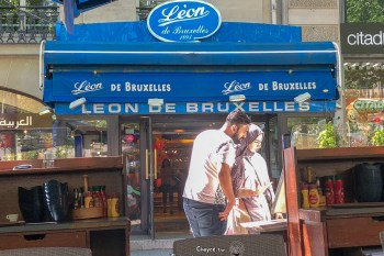 Léon de Bruxelles 巴黎美食推薦 淡菜鍋 減10歐優惠券下載
