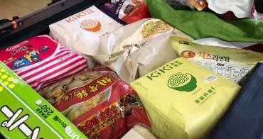美國海關規定 可入關食品有哪些?米泡麵茶還是肉