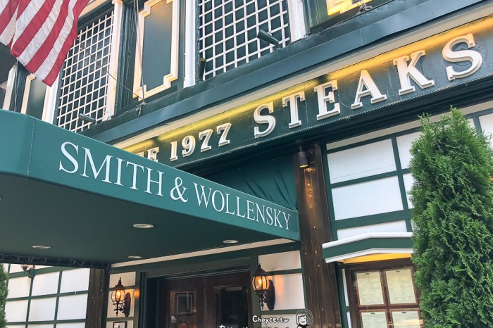 穿著PRADA的惡魔 Smith & Wollensky 牛排館 41年歷史連老曼哈頓人都推薦