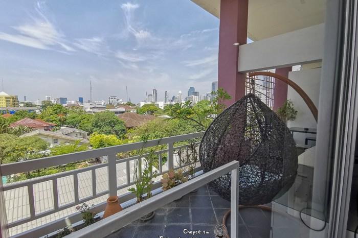 曼谷住宿推薦沙吞區 班薩拜拉瑪四世民宿 BKK(Baan Sabai ramaIV)Sathorn-Lumpini地鐵站