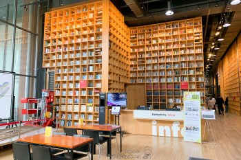 首爾 親子自助行 坡州夢想文創圖書館 韓劇御用場景 可以邊喝咖啡邊看書 讓人不想離去的文創空間
