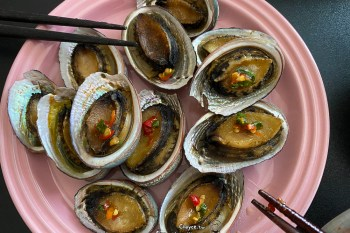 鮑魚宴客菜在家輕鬆上桌 支持台灣在地產業 便宜九孔鮑直接跟漁會買