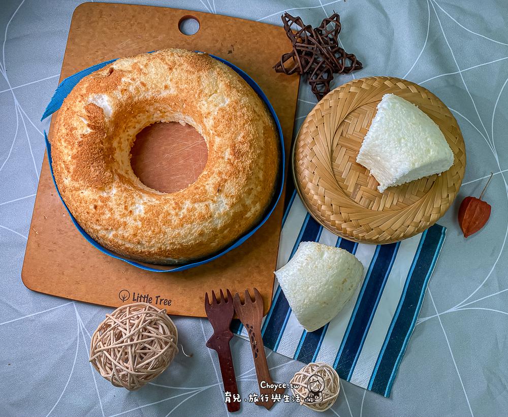 香草天使蛋糕 Angel Cake 大量消耗蛋白最佳配方 烘焙(西點)丙級實作 – Choyce寫育兒。旅行與生活