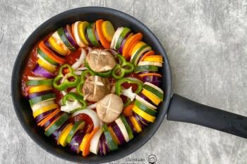 法國媽媽必備 Tefal特福左岸雅廚不沾平底鍋 廚藝新手也能輕鬆變化做出各種料理