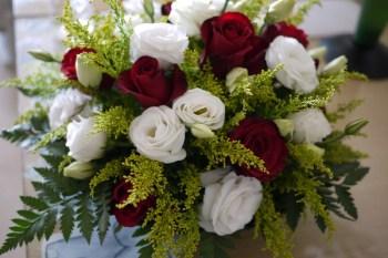 4月7日比德麥亞式歐式花藝