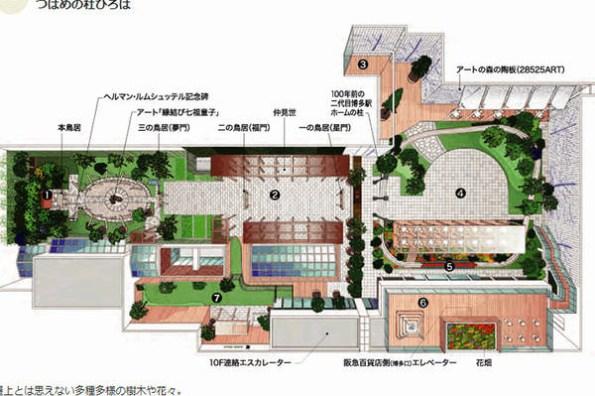 (日本) 九州 福岡 日本唯一鐵道神社@JR博多city