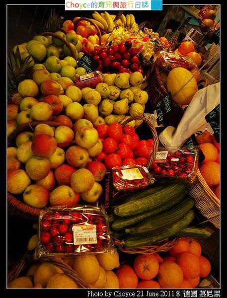(歐洲) 夏季當季水果物美價廉喔!(招手) – Choyce寫育兒,旅行與生活