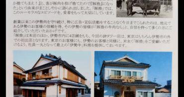 (日本東京都) 美食推薦 東京車站旁 三重名店 豚捨 頂級伊勢牛壽喜鍋