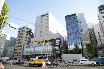 (日本東京都) 魔鬼試煉就在腳下 住宿推薦:Richmond hotel 東京水道橋