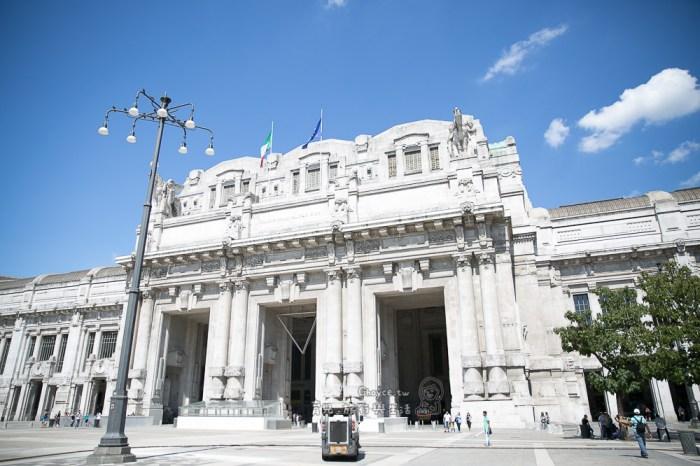 (義大利米蘭) 住宿推薦 瑞士管理品質認證四星 Hotel Berna 中央車站旁350公尺 點心吃免驚 伯納瑞士品質飯店 (Hotel Berna)