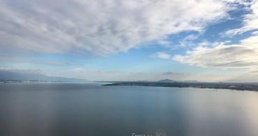 琵琶湖遊船 復古紅酒船眺望自然美麗畫布 滋賀縣觀光 琵琶湖八景