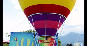 (花蓮好好玩) 花蓮熱氣球翱翔季@大農大富平地森林園區
