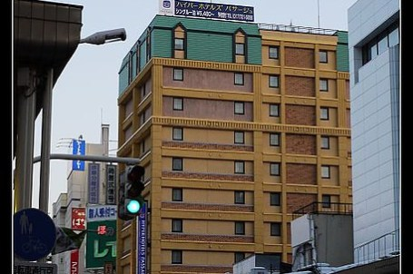 青森住宿推薦 青森ハイパーホテルズパサージュ Hyper Hotels Passenge