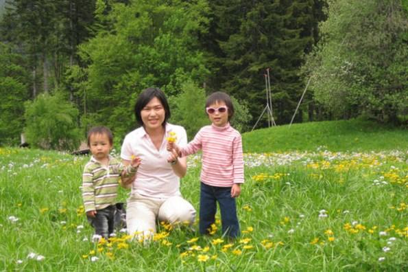 瑞士傳統料理與家庭生活