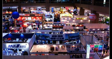 2012 ITF 台北國際旅展 榮譽公民記者當選宣告