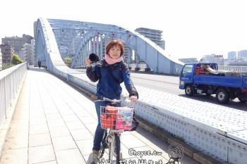 (日本東京都) 兩輪看東京,大東京租借腳踏車資訊(免費與有料)
