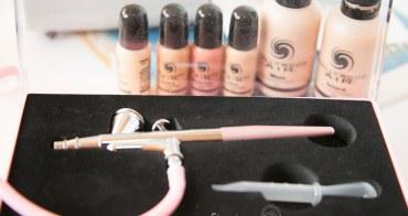 HOLLYWOOD AIR空氣化妝法 藝人化妝師推薦必敗好物 用噴的◉さっぽろ東急百貨店10階 アビサルジャパン