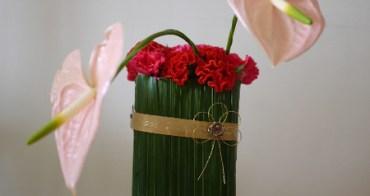 歐式花藝-4/21的練習作品