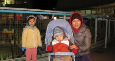(親子遊日本) 東京行程推薦 台場銀座汐留新橋(聖誕點燈)