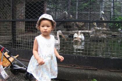 小喬滿一歲七個月了