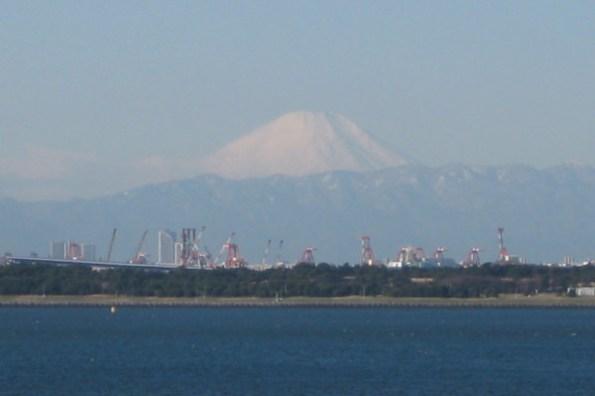 (日本東京都) 住宿推薦 東京迪士尼度假區 希爾頓東京灣大飯店 遠眺富士山景觀無價