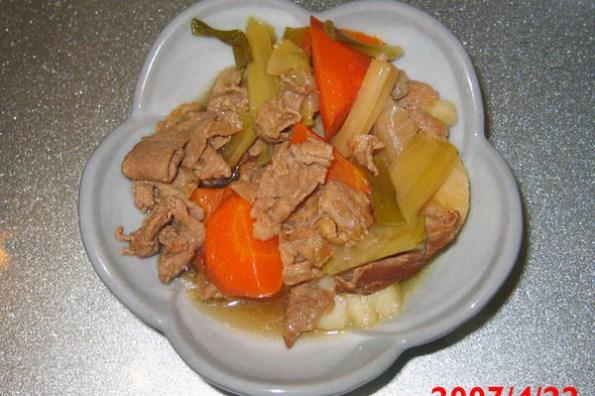 小克廚房 馬鈴薯燉肉